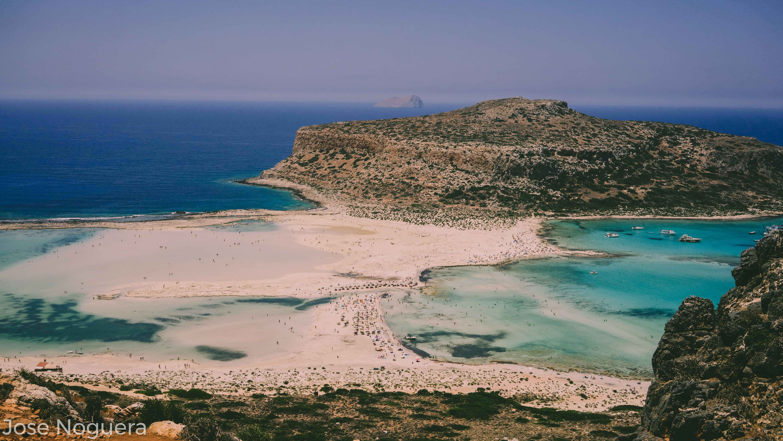 Viaje a Grecia: Balos