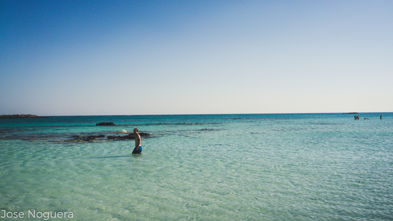 Viaje a Grecia: Elafonisi