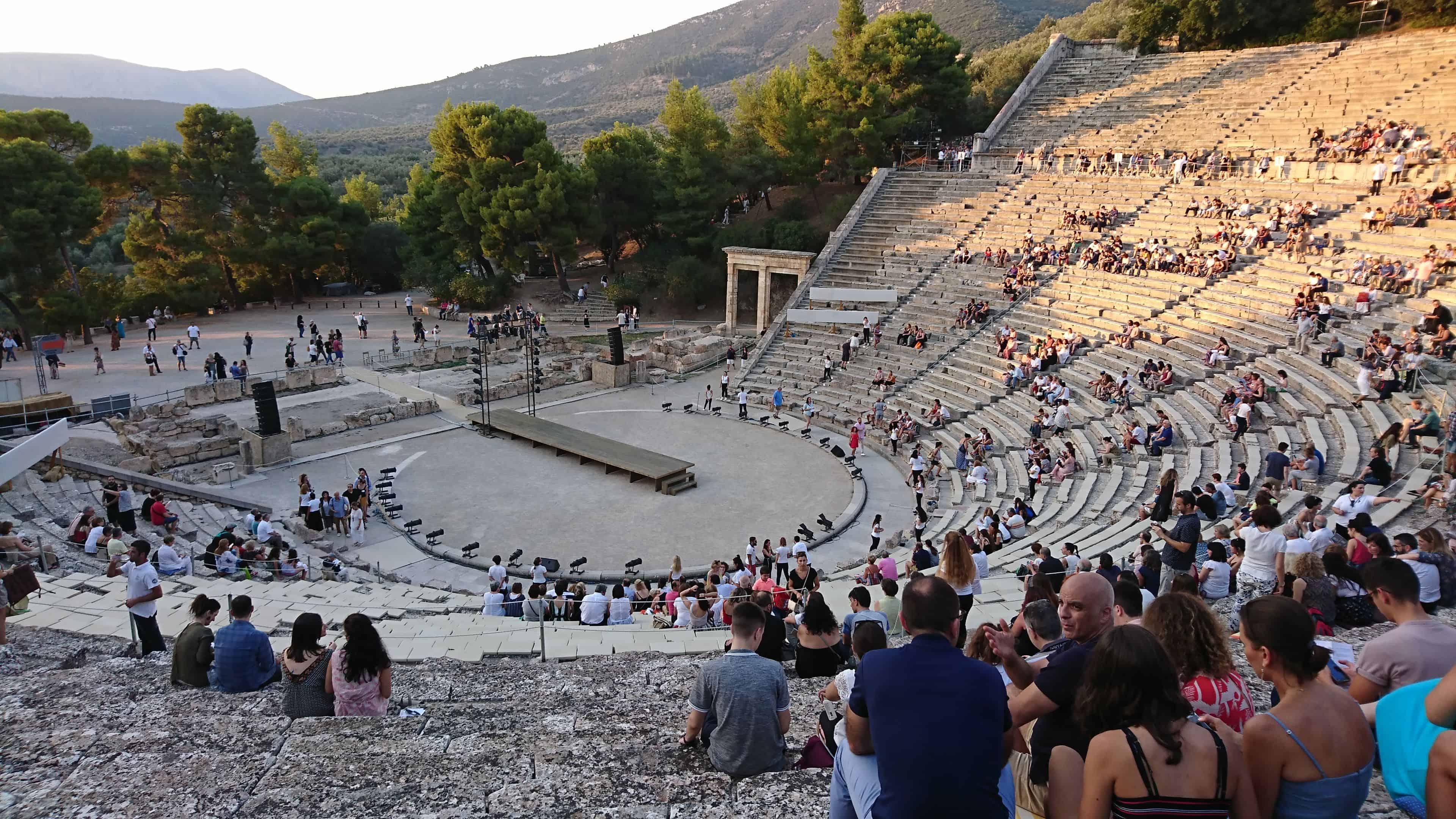 Viaje a Grecia: Epidauro