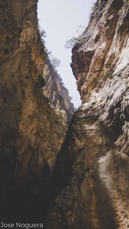 Viaje a Grecia: Garganta Samaria