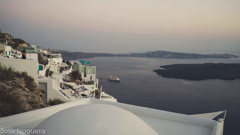 Viaje a Grecia: Imerovigli