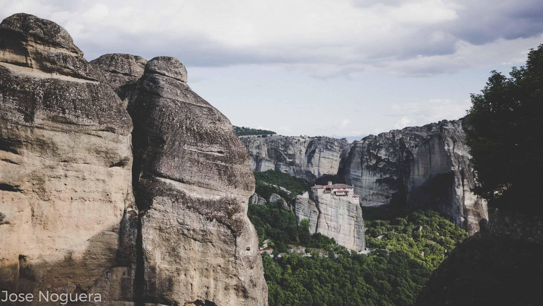 Viaje a Grecia: Meteora