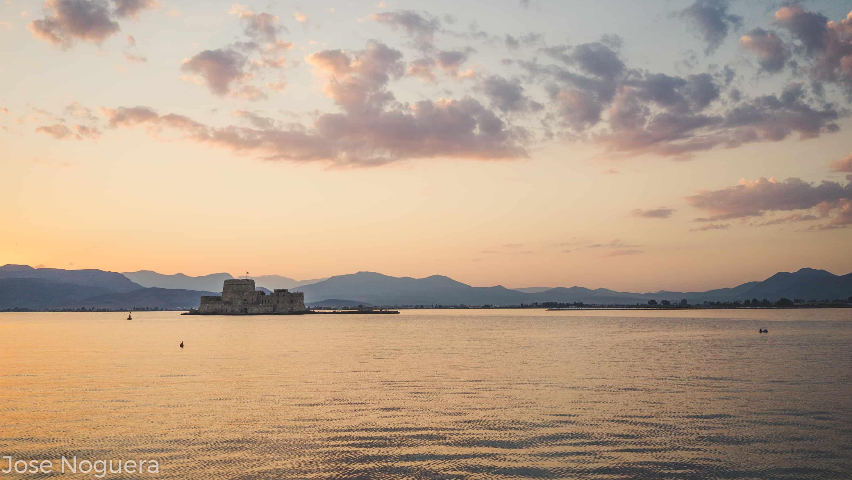Viaje a Grecia: Nauplia
