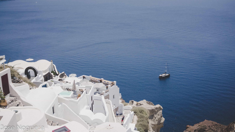 Viaje a Grecia: Oia